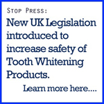 UK new law teeth whitening from Bridge Dental Marlow