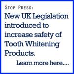 UK new law teeth whitening from Bridge Dental Marlow