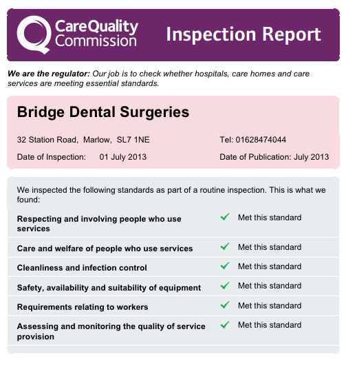 CQC-Report-on-Bridge-Dental-Marlow-new