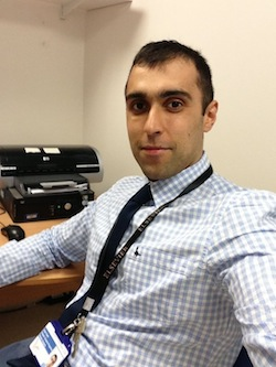 Mr. Amir Sadri